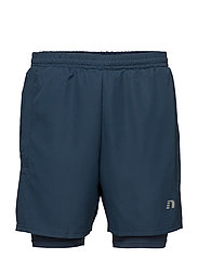 Imotion 2 Layer Shorts - EASY NAVY