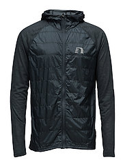 Imotion Hooded Windbreaker Shirt - SHADOW WATER