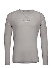 Black shirt - WET GREY