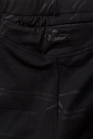 Newline - BLACK WARM WIPER TIGHTS - running & training tights - black - 5