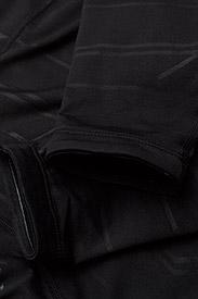 Newline - BLACK WARM WIPER TIGHTS - running & training tights - black - 6