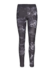 BLACK IMPACT CAMO Tights - CLOUD AOP