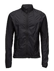 BLACK Windshield Jacket - BLACK