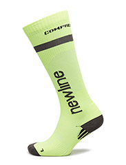 Compression Sock - NEON YELLOW