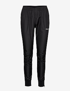 Cross Pants - BLACK