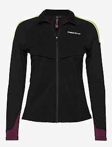 Comfort Jacket - BLACK/LIME/BERRY