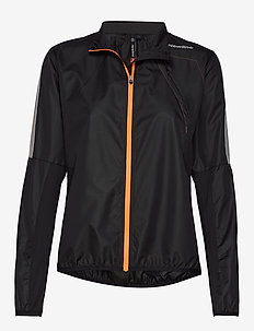 Visio Wind Jacket - BLACK/ORANGE