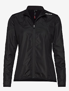 Cross Jacket - BLACK