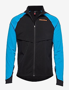 Comfort Jacket - BLACK/COLD BLUE