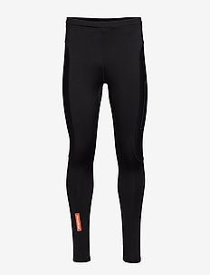 Warm Tech Tights - BLACK