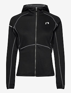 Base Warm Up Jacket - hupparit - black