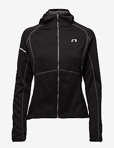 Base Warm Up Jacket - training jackets - black
