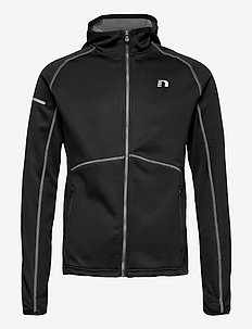 Base Warm Up Jacket - basic sweatshirts - black
