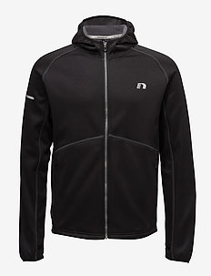 Base Warm Up Jacket - BLACK