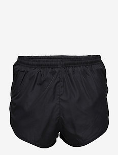 Base Split Shorts - treenishortsit - black