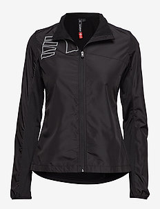 Core Cross Jacket - sportjacken - black