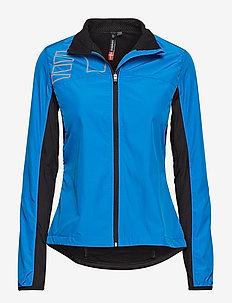Core Cross Jacket - training jackets - blue