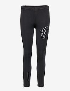 Core Warm Protect Tights - løbe- og træningstights - black