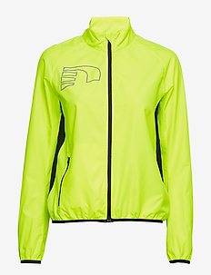 Core Jacket - sportjacken - neon yellow