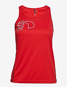Core Coolskin Singlet - treenitopit - red