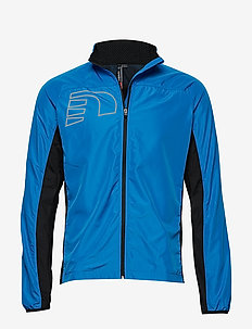 Core Cross Jacket - sportsjakker - blue