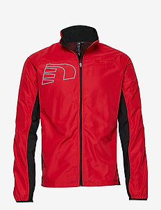 Core Cross Jacket - training jackets - red