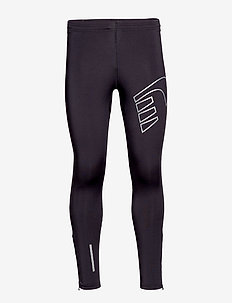 CORE WARM PROTECT TIGHTS - running & training tights - black