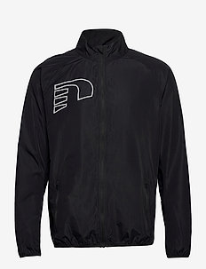 Core Jacket - sportsjakker - black