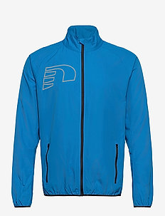 Core Jacket - sportsjakker - blue