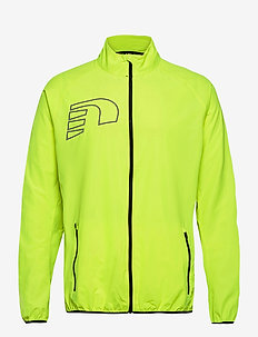 Core Jacket - sportsjakker - neon yellow
