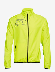 Core Jacket - training jackets - neon yellow