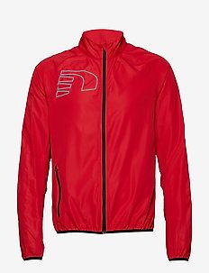 Core Jacket - sportjackor - red
