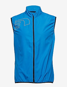 Core Vest - training jackets - blue