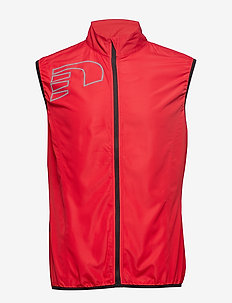 Core Vest - training jackets - red