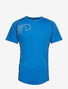 Core Coolskin Tee - sportstopper - blue
