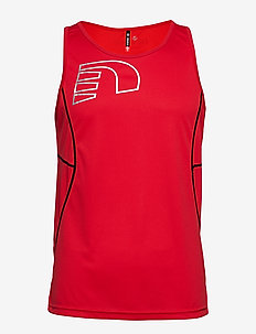 Core Coolskin Singlet - sporttoppar - red