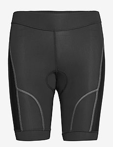 BIKE 8 PANEL SHORTS - spodenki treningowe - black
