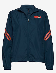 Women's Technical Jacket - training jackets - majolica blue