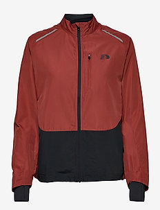 WOMEN´S JACKET - training jackets - marsala