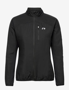 WOMEN CORE JACKET - training jackets - black