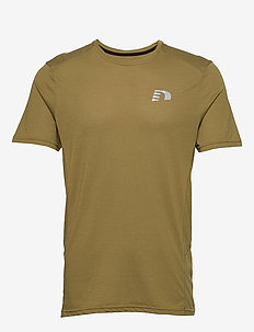 Men's Cotton/Poly Tee - t-shirts - moss green