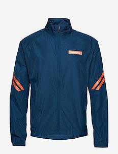 Men's Technical Jacket - MAJOLICA BLUE