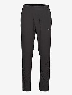 MEN'S RUNNING PANTS - sports pants - black
