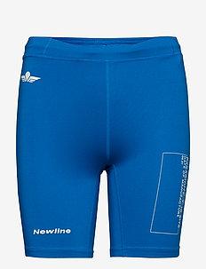 Black Tech Sprinters - BRIGHT BLUE