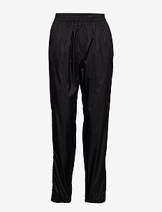 Black Track Pants - BLACK