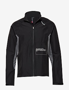 Black Training Utility Jacket - sportsjakker - black