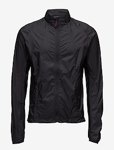 BLACK WINDSHIELD JACKET - koulutustakit - black