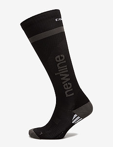 Compression Sock - kousen - black