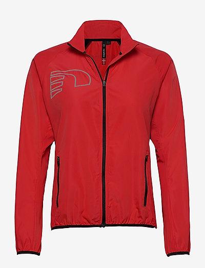 CORE JACKET - training jackets - red