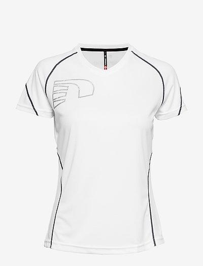 Core Coolskin Tee - t-shirty - white